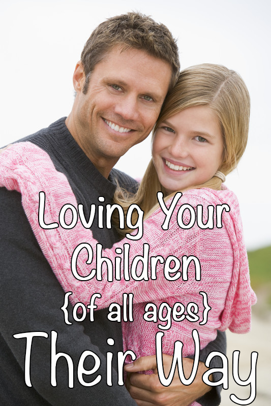 Loving Your Children (of all ages) Their Way